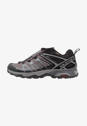 X ULTRA 3 GTX - Hiking shoes - black/magnet/quiet shade