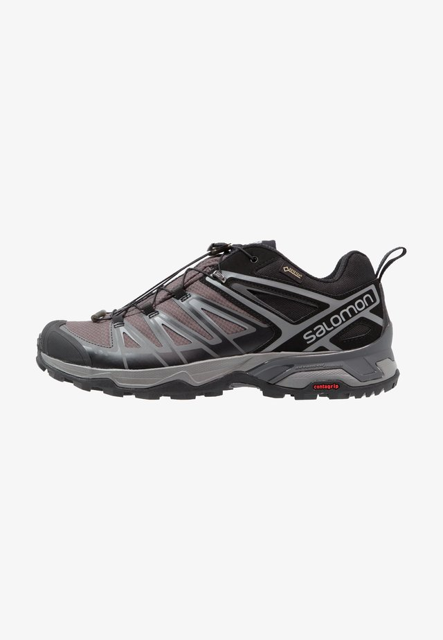 X ULTRA 3 GTX - Hikingsko - black/magnet/quiet shade