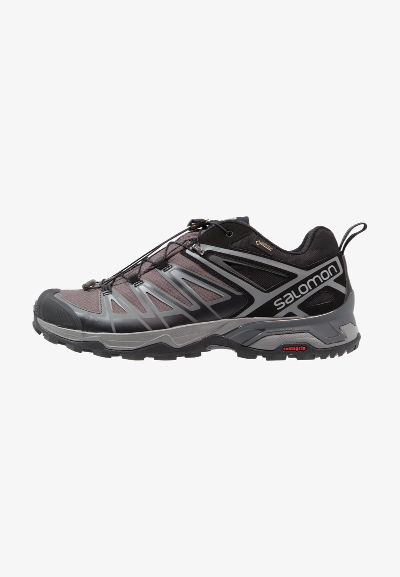 Salomon - X ULTRA 3 GTX - Outdoorschoenen - black/magnet/quiet shade