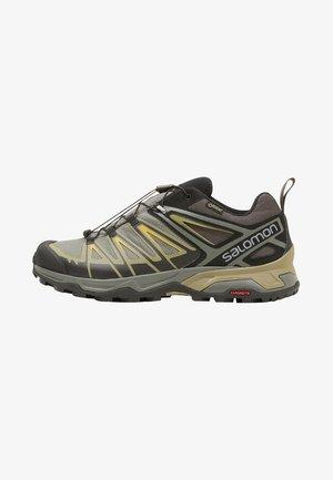 X ULTRA 3 GTX - Chaussures de marche - castor gray/beluga/green sulphur