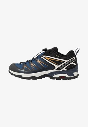 X ULTRA 3 GTX - Hiking shoes - sargasso sea/dark sapphire/bistre