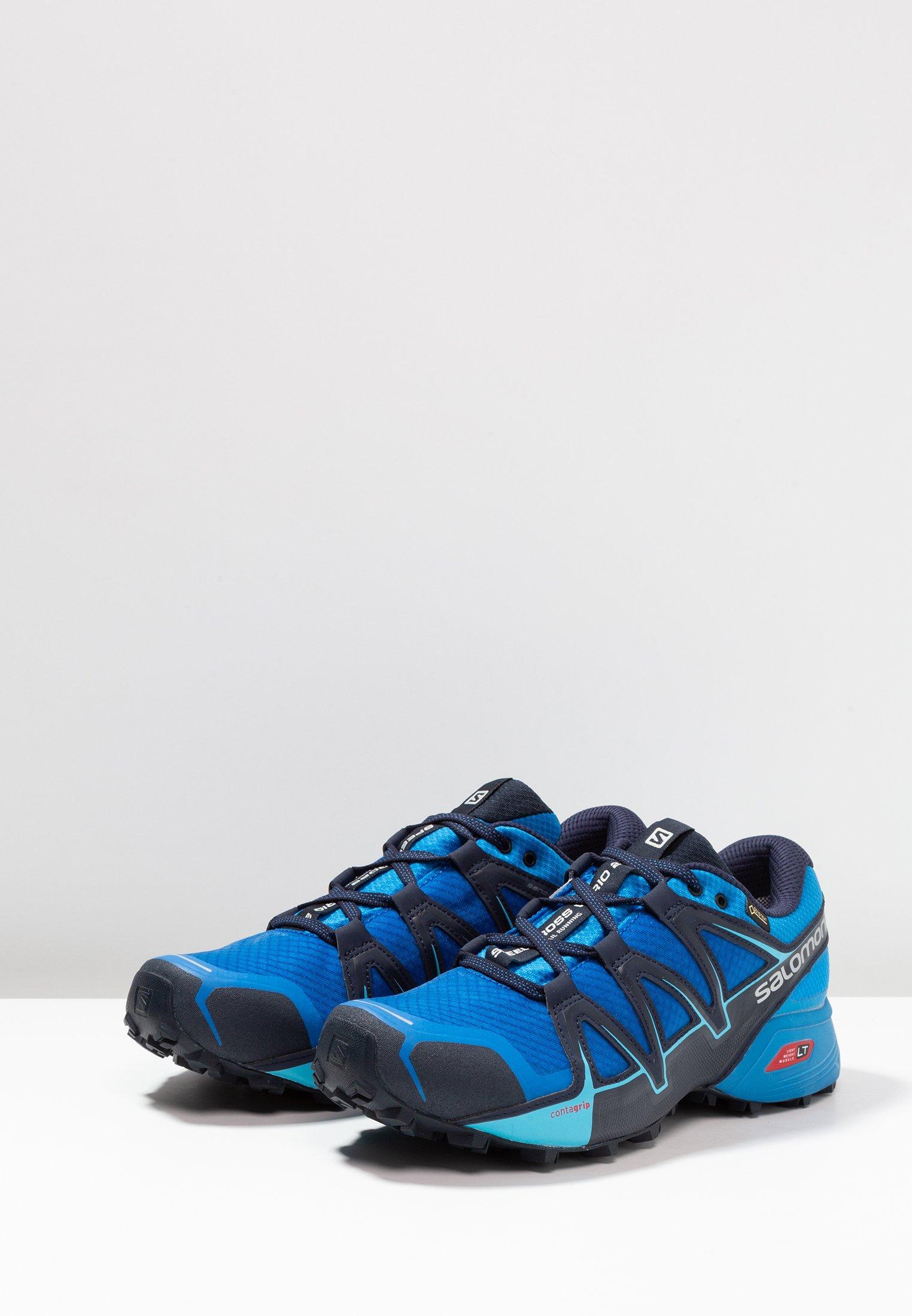 Salomon Mens Speedcross Vario 2 GTX Trail Running Shoes Trainers Sports