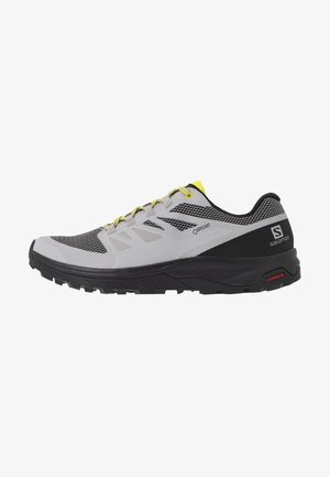 OUTLINE GTX - Fjellsko - alloy/black/evening primrose