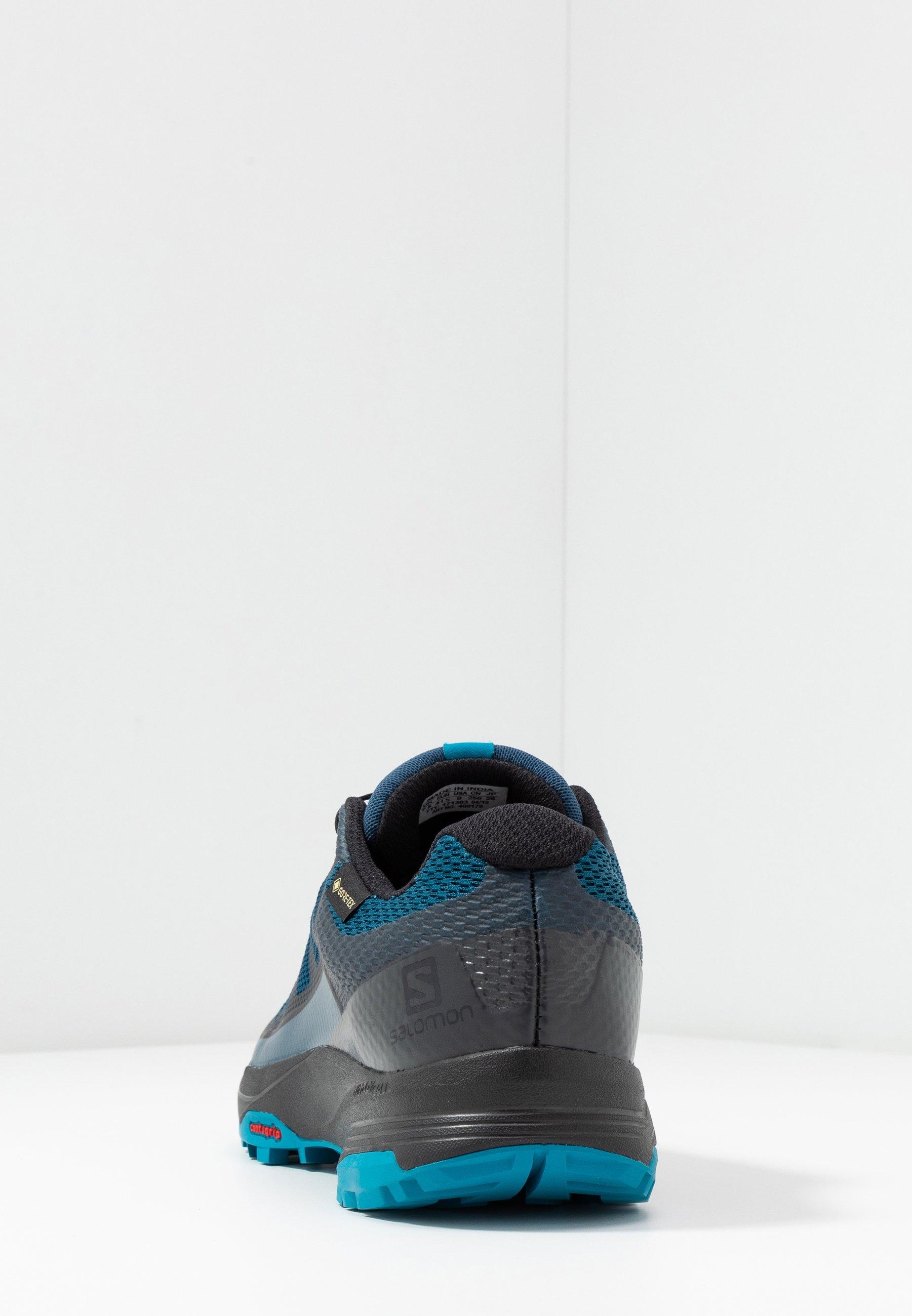 Salomon Xa Discovery Gtx - Chaussures De Running Poseidon/black/fjord Blue K3TUnta