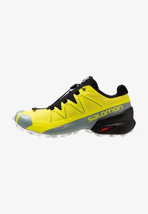 SPEEDCROSS 5 - Chaussures de running - sulphur spring/black/white