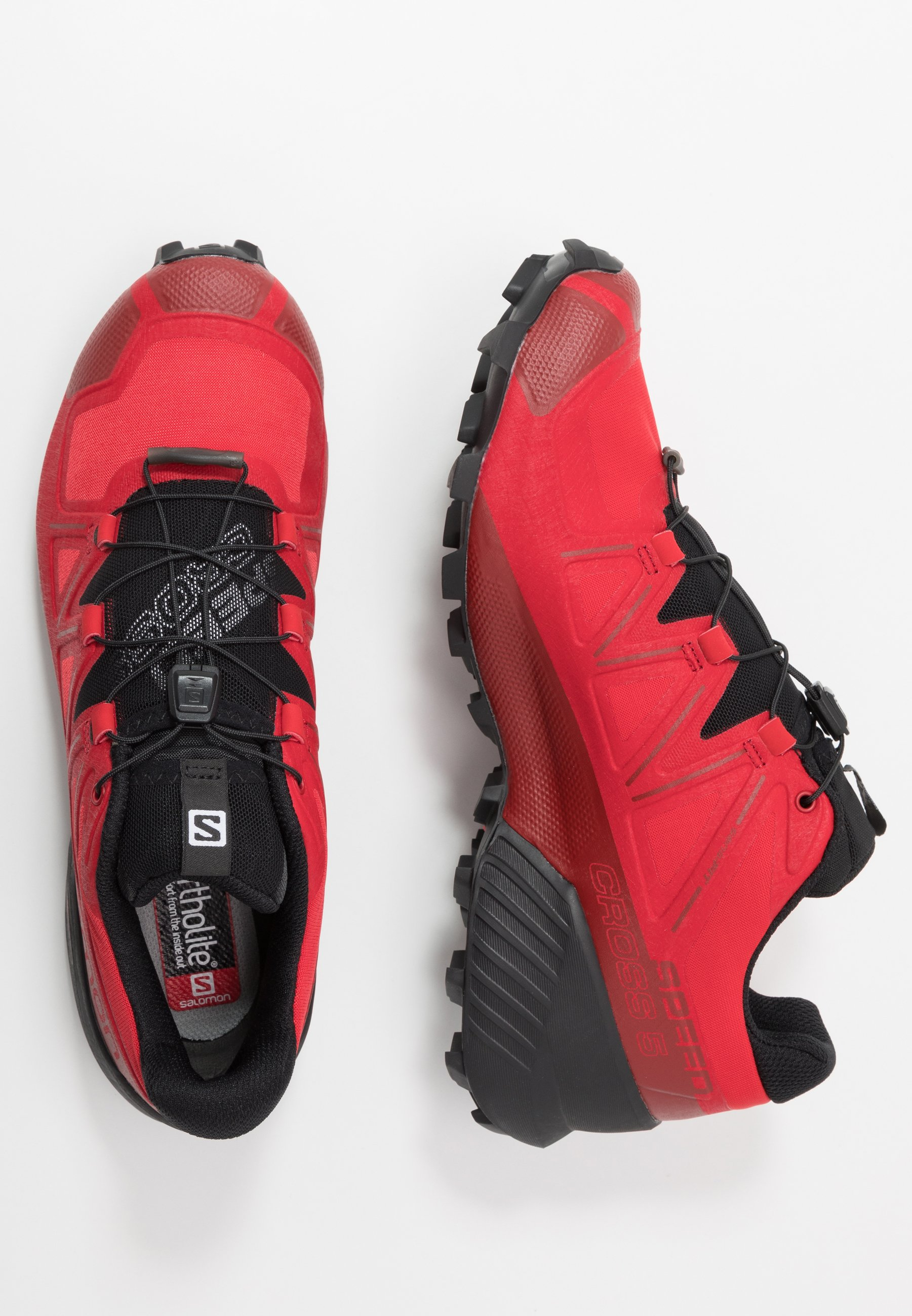 Salomon Speedcross 5 - Löparskor Terräng Barbados Cherry/black/red Dahlia IP4sORn