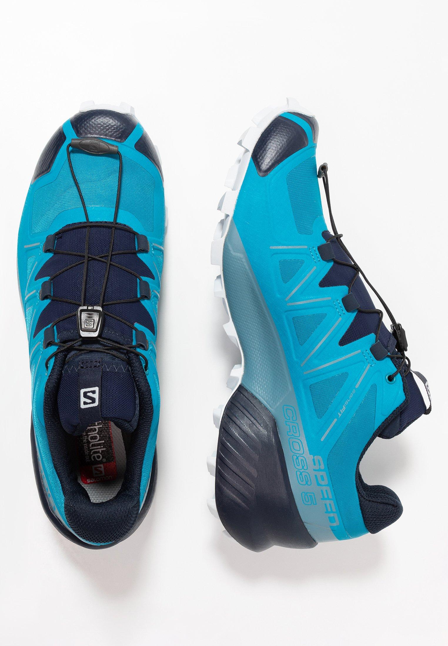 SPEEDCROSS 5 Chaussures de running fjord bluenavy blazerillusion blu