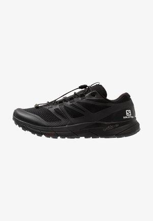 SENSE RIDE 2 - Zapatillas de trail running - black/phantom/ebony