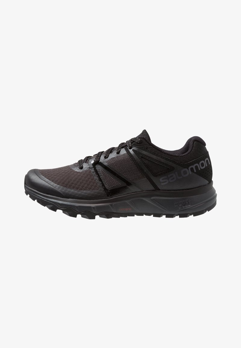 Salomon - TRAILSTER - Zapatillas de trail running - phantom/black/magnet