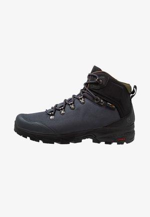 OUTBACK 500 GTX - Walking boots - ebony/black/grape leaf