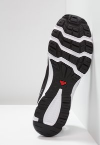 Salomon - AMPHIB BOLD - Hiking shoes - black/white - 4