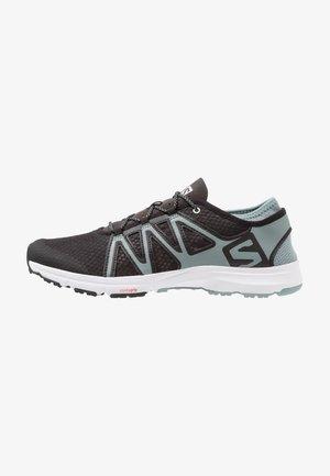CROSSAMPHIBIAN SWIFT 2 - Hiking shoes - black/lead/white