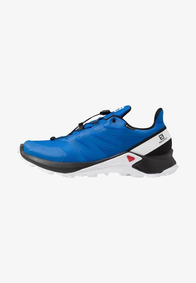 SUPERCROSS GTX - Běžecké boty do terénu - lapis blue/black/white
