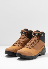Salomon - OUTWARD GTX - Buty trekkingowe - tobacco brown/phantom/caramel cafe - 2