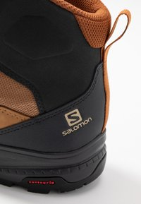 Salomon - OUTWARD GTX - Buty trekkingowe - tobacco brown/phantom/caramel cafe - 5