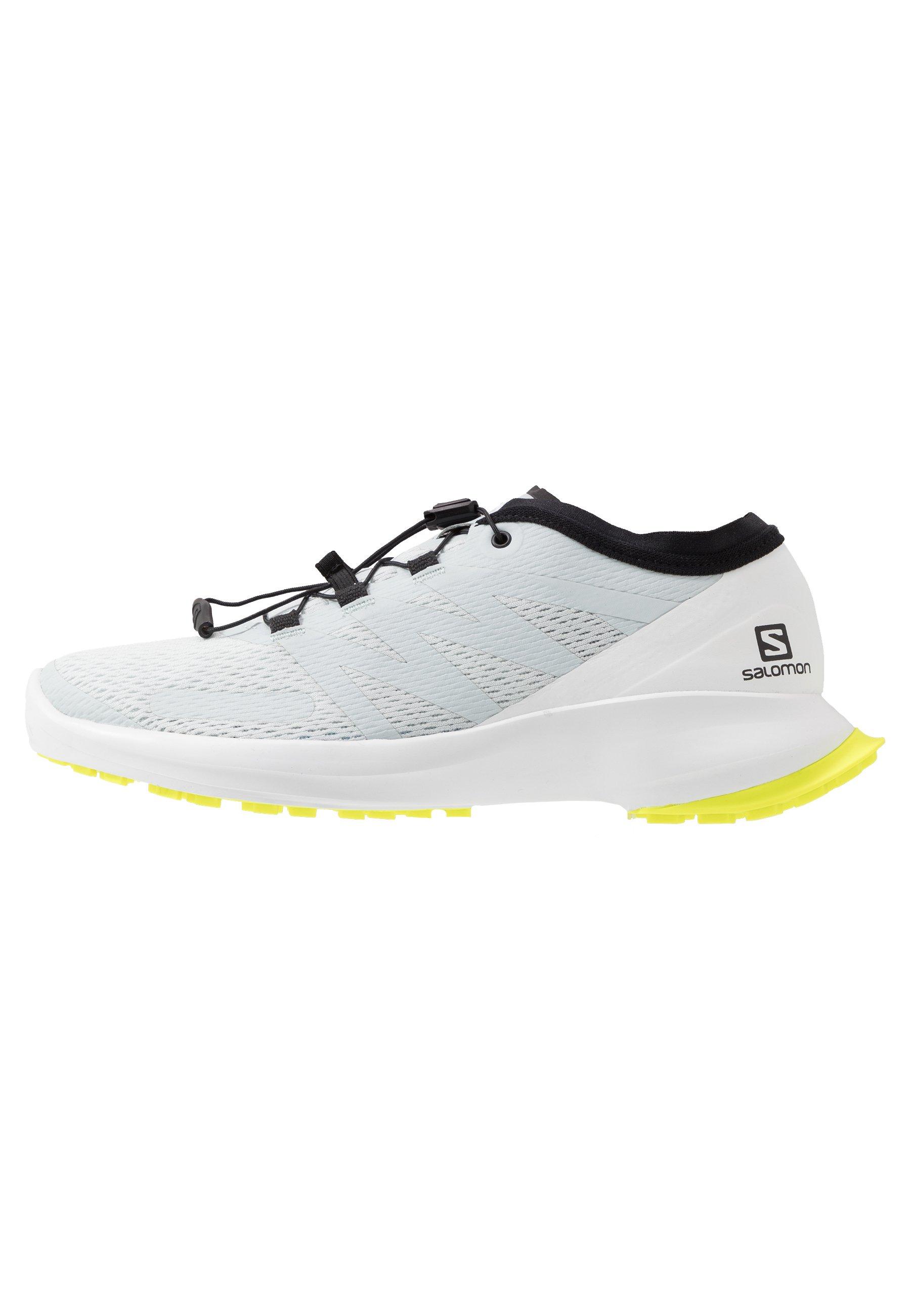 SENSE FLOW Chaussures de running illusion bluewhitesafety yellow