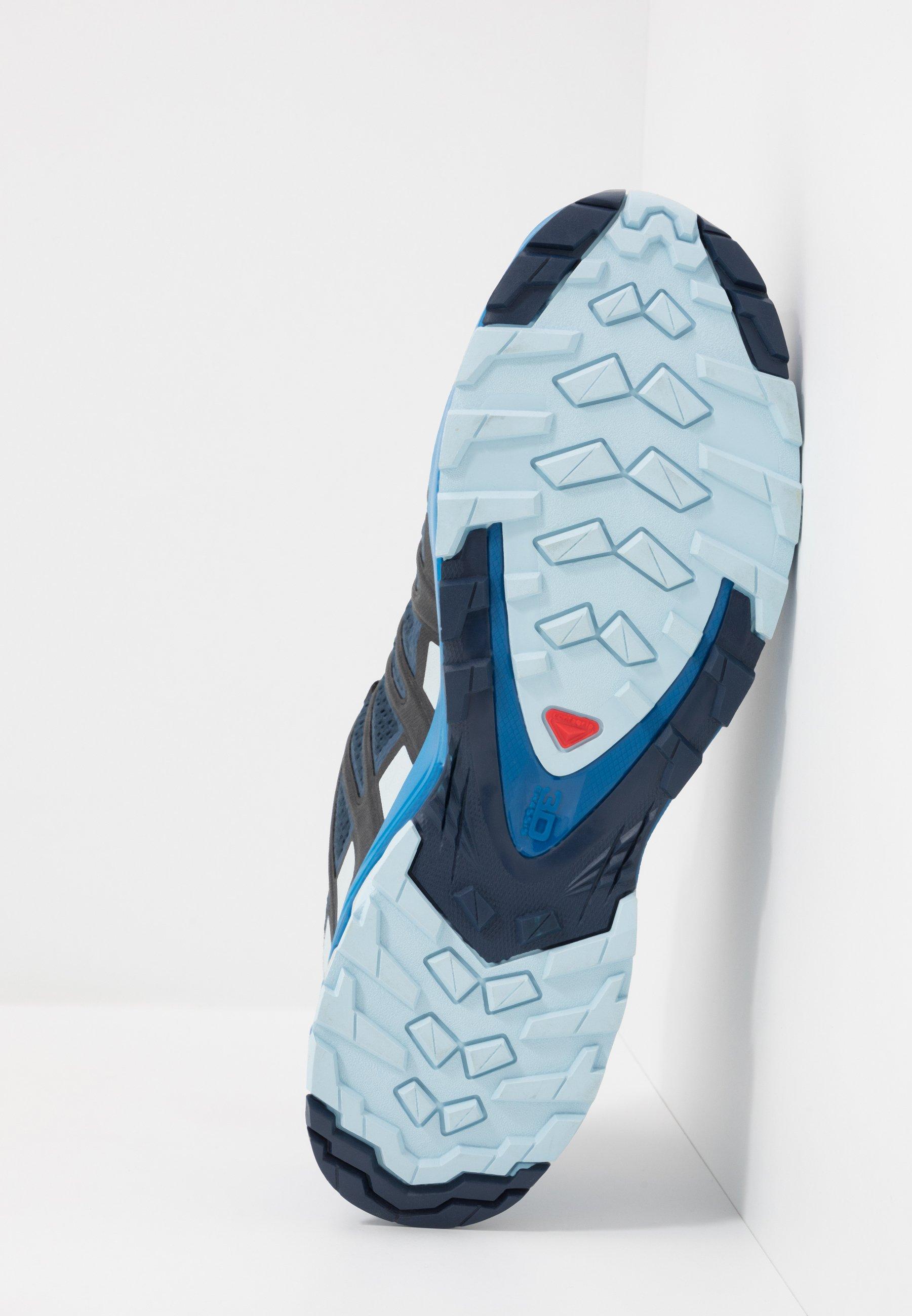 Salomon XA PRO 3D V8 - Hikingschuh - sargasso sea/imperial blue