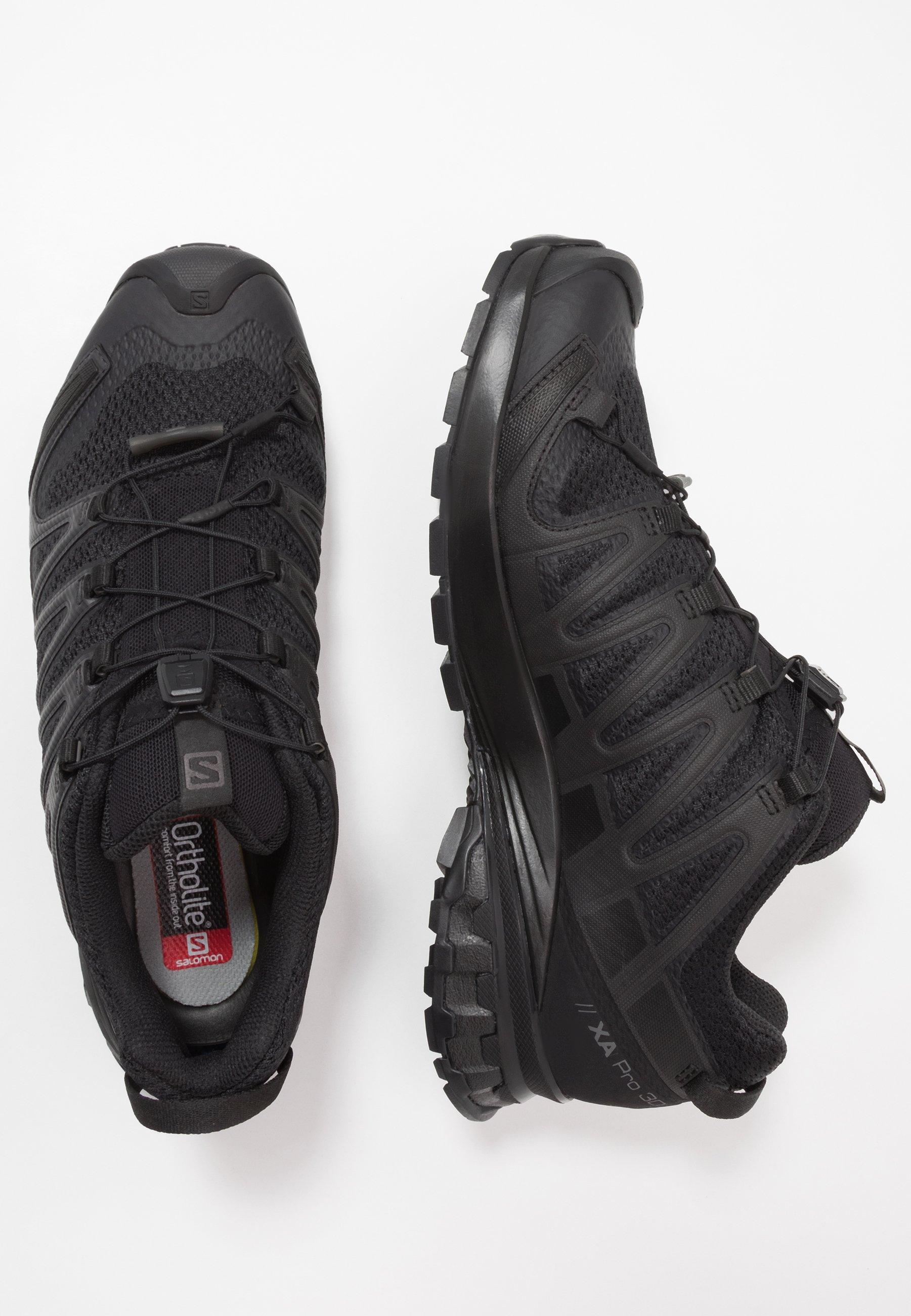 XA PRO 3D V8 Hikingskor black