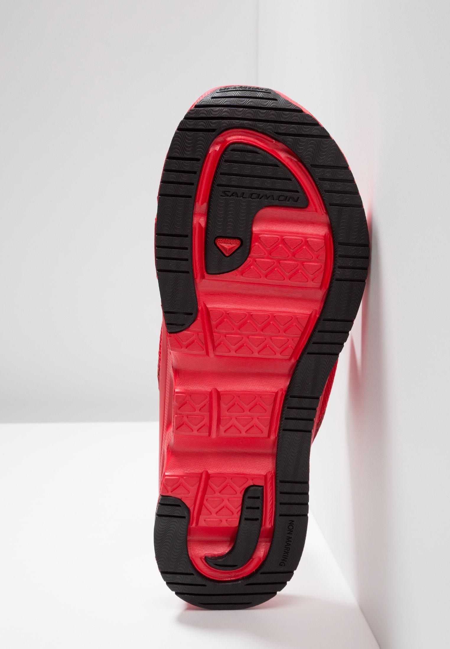 Rx Salomon black RegenrationTongs Red 0 4 Dahlia Moc red High Risk tCohxQdsrB