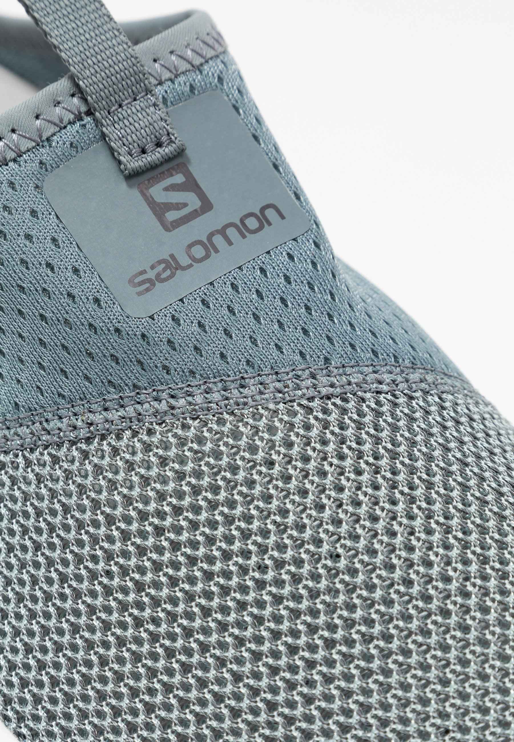 salomon rx slide 4.0 clog - schwarz led
