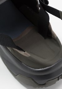 Salomon - TECH AMPHIB 4 - Vaelluskengät - black/beluga/castor gray - 5