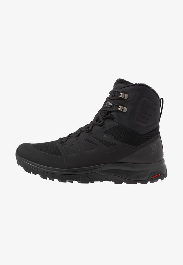 OUTBLAST TS CSWP - Snowboots  - black