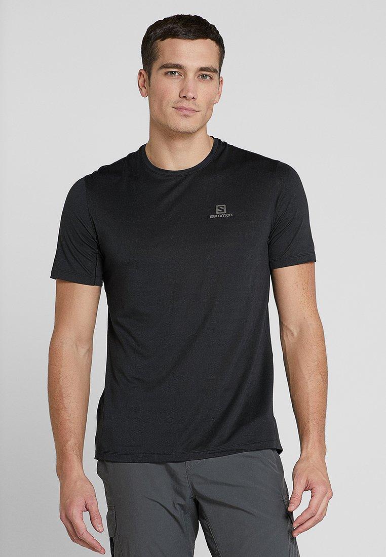Salomon - TEE - Funktionsshirt - black