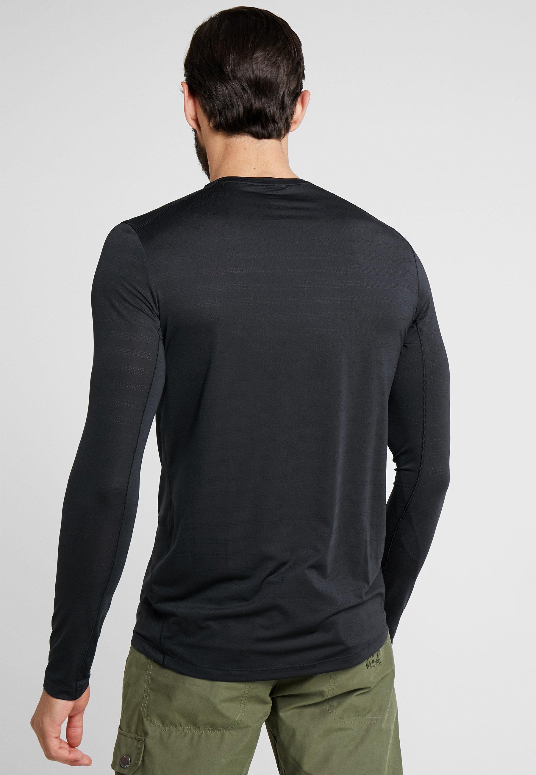 De Xa Sport TeeT Black shirt Salomon ZTPiuOkX