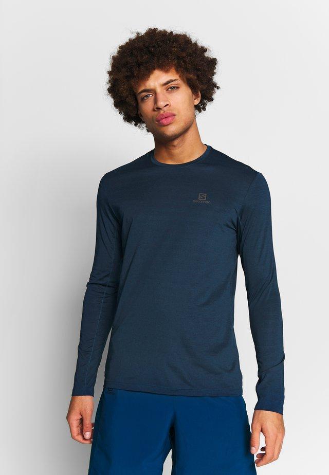 TEE - Long sleeved top - poseidon