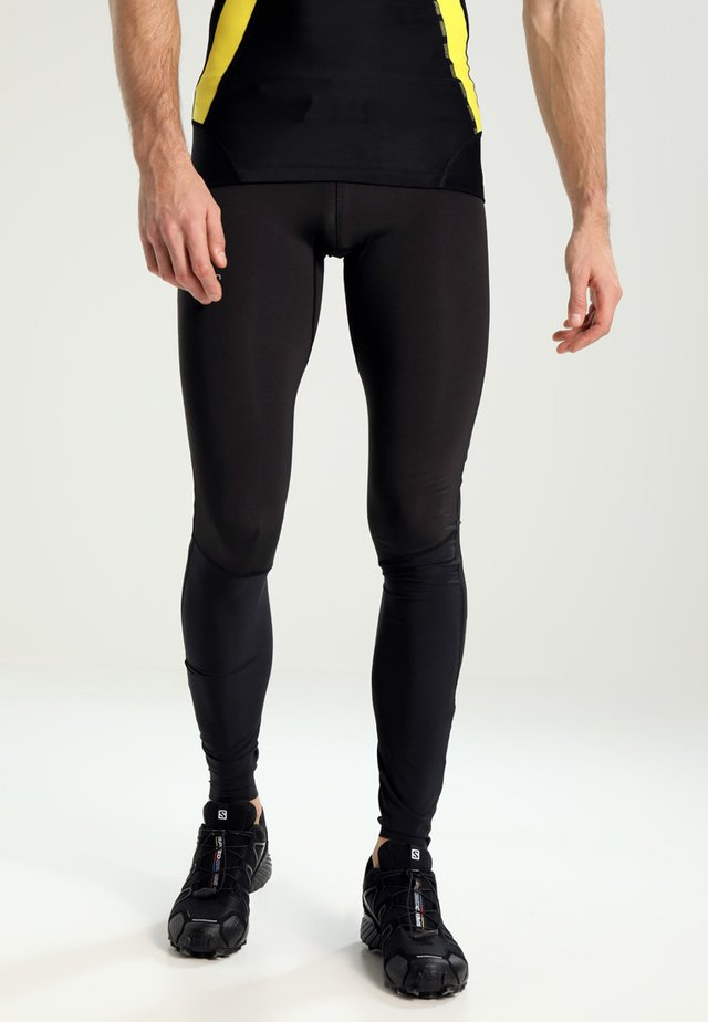 AGILE LONG - Tights - black