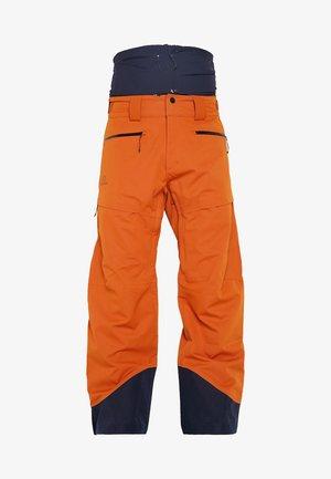 GUARD PANT - Zimní kalhoty - umber