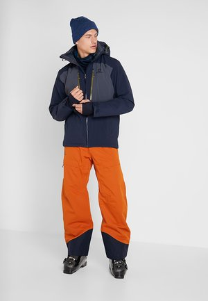 GUARD PANT - Skibroek - umber