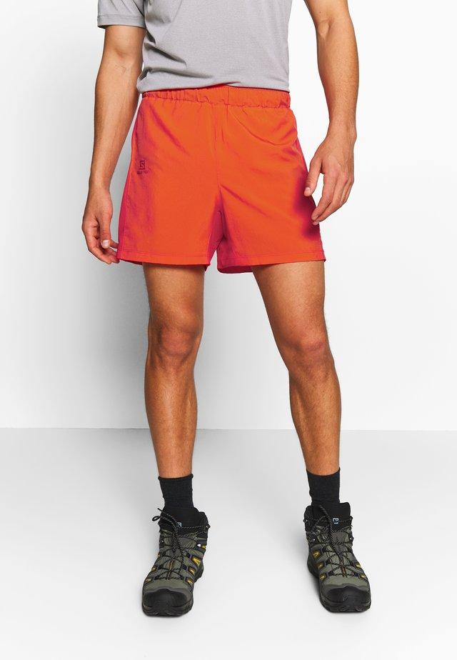 AGILE SHORT  - Sports shorts - cherry tomato