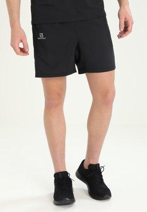AGILE SHORT  - Pantalón corto de deporte - black