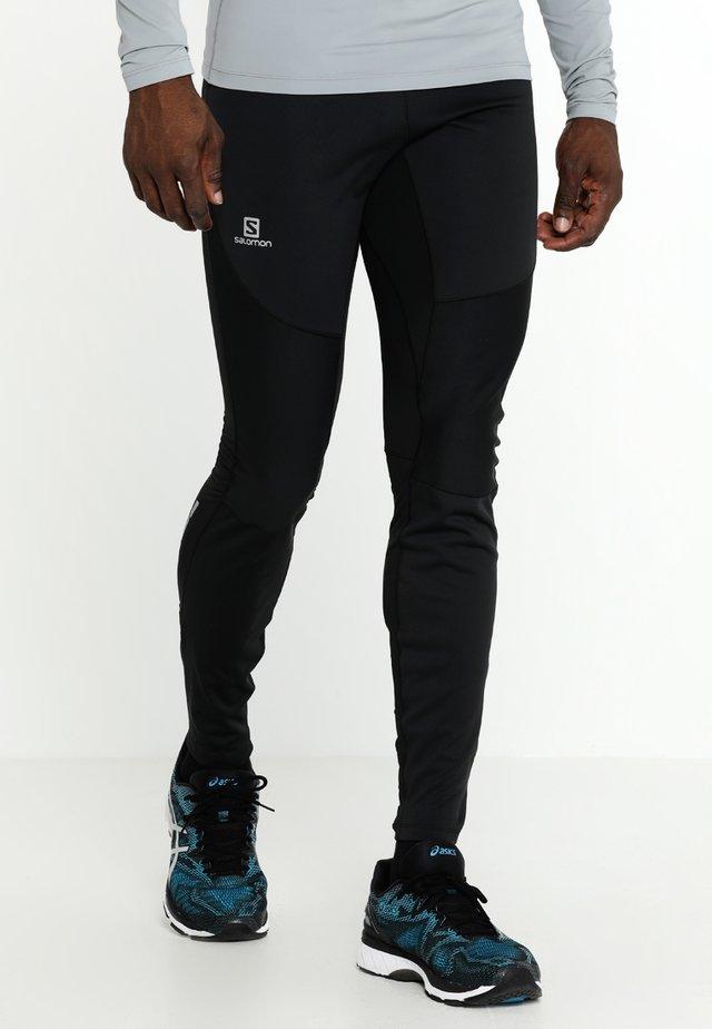 TRAIL RUNNER  - Leggings - black