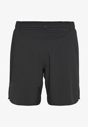 SENSE - Krótkie spodenki sportowe - black