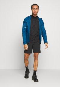 Salomon - SENSE - Pantalón corto de deporte - black - 1