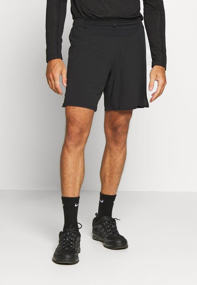 SENSE - Sports shorts - black