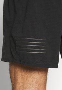 Salomon - SENSE - Pantalón corto de deporte - black - 3