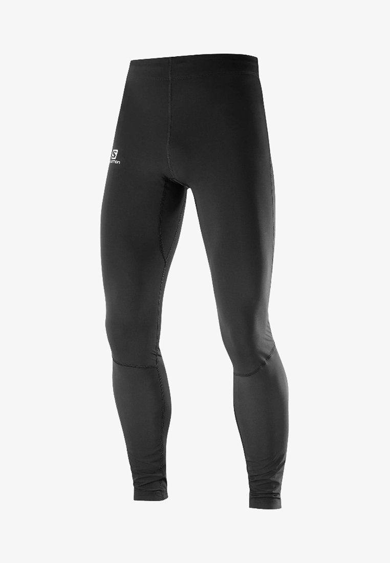 Salomon - AGILE WARM - Tights - black