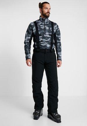 STORMSEASON PANT - Pantalon de ski - black