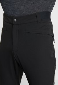Salomon - WAYFARER ALPINE PANT - Broek - black - 6