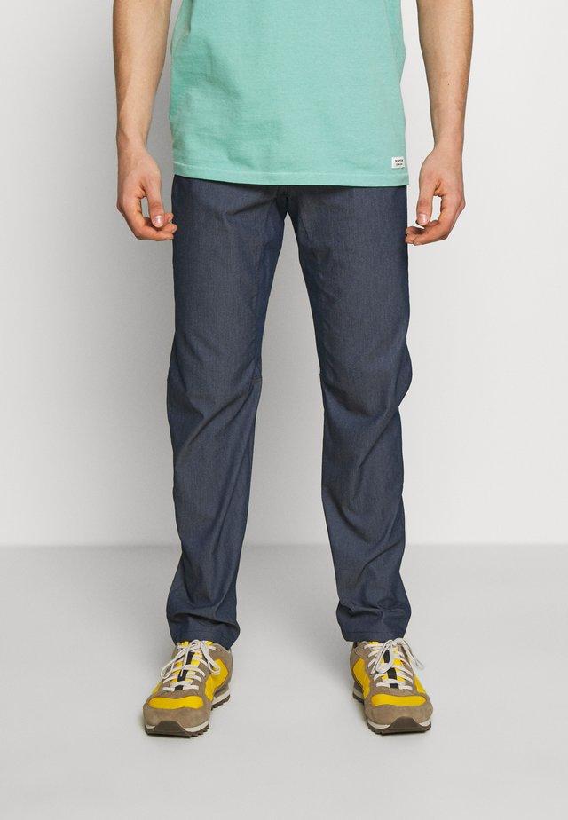 WAYFARER TAPERED - Outdoorové kalhoty - mood indi