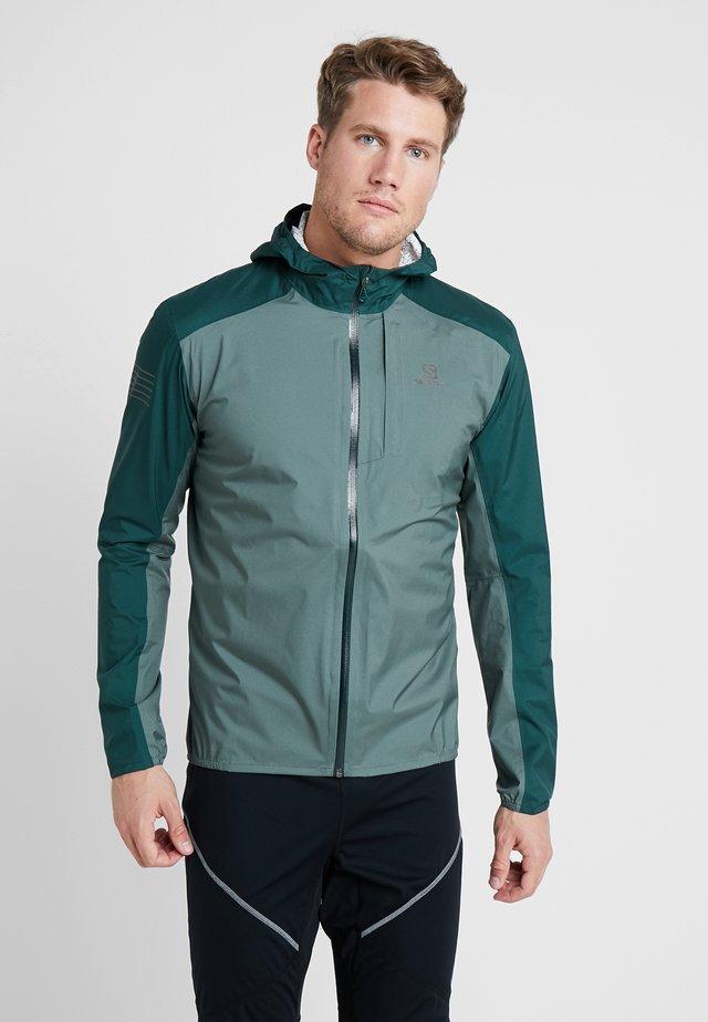 BONATTI - Hardshell jacket - green gables