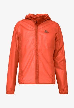 BONATTI RACE - Outdoor jacket - cherry tomato