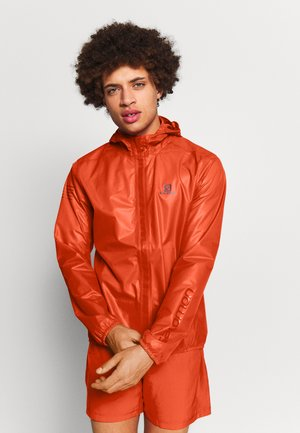 BONATTI RACE - Outdoor jacket - cherry tomato