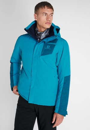 STORMSTRONG  - Skijakker - fjord blue
