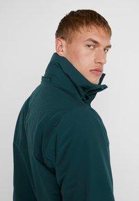 Salomon - STORMSTRONG  - Ski jacket - green gables - 4