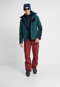 Salomon - STORMSTRONG  - Ski jacket - green gables - 1