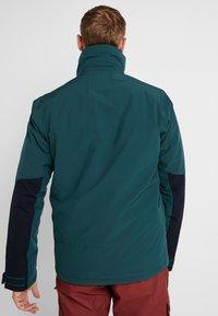 Salomon - STORMSTRONG  - Ski jacket - green gables - 3